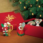 Santas Kitchen Christmas Ornaments 1680 001 3 6
