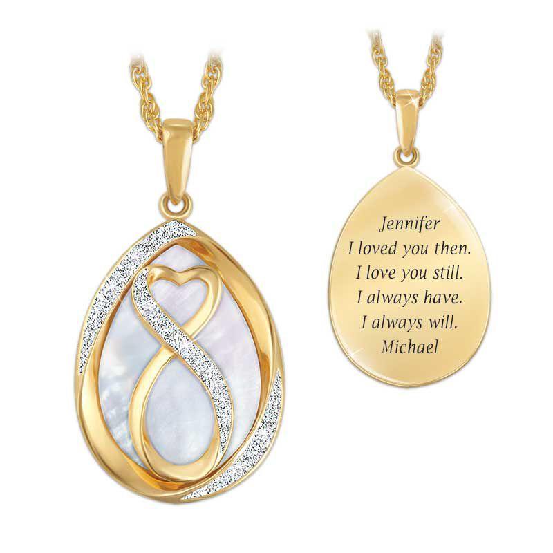 ILY Always Diamond Infinity Pendant 1489 001 6 1
