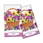 Year of Cheer Kitchen Towel Collection 6844 0015 b may
