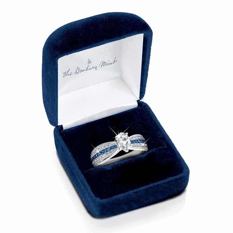 Herkimer Diamond Ring 4905 001 6 4