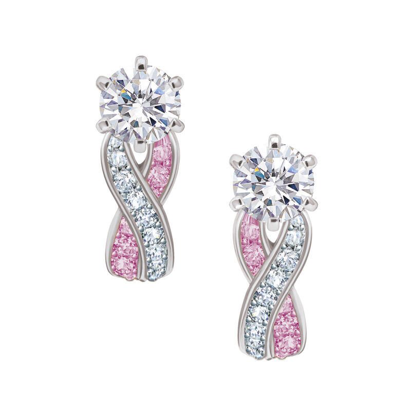 Birthstone Swirl Earrings 6366 0021 f june