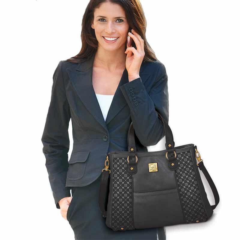 Personalized I Love You Handbag 5158 009 0 4