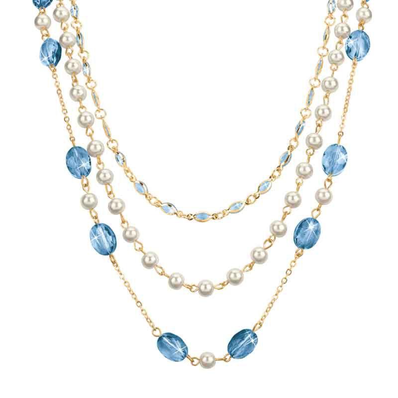 Birthstone Elegance Necklace Set 1478 001 9 12