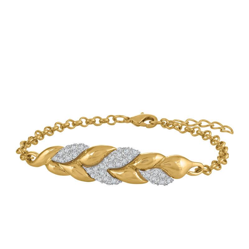 Golden Essentials Bracelets Collection 6175 0055 e bracelet5