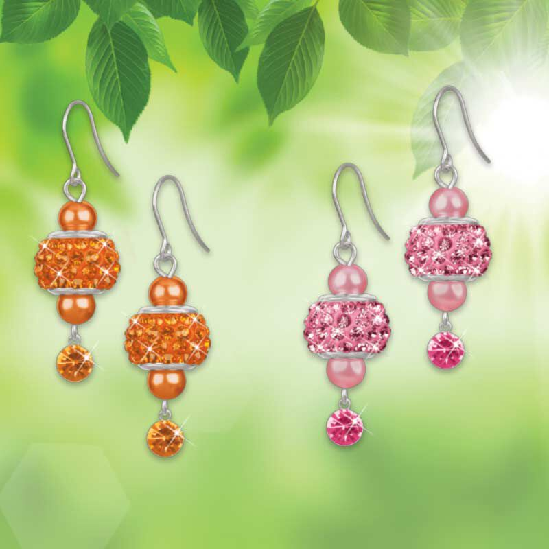 Colors of the Rainbow Earrings Set 5115 002 7 3