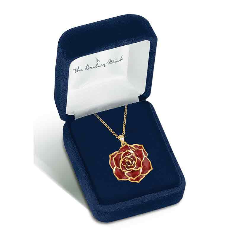 I Love You Forever Rose Pendant 1173 003 3 2