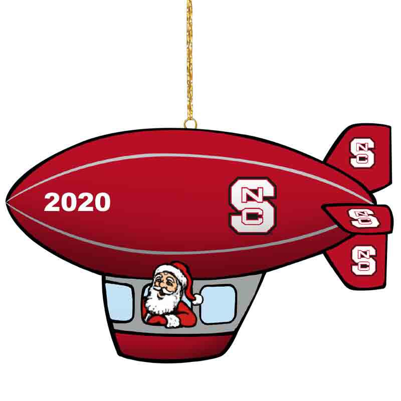 The 2020 Wolfpack Ornament 5040 276 7 1
