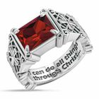 I Can Do All Things Birthstone Ring 6524 001 2 1