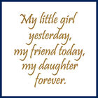 My Daughter Forever Lit Bouquet 5063 001 1 2