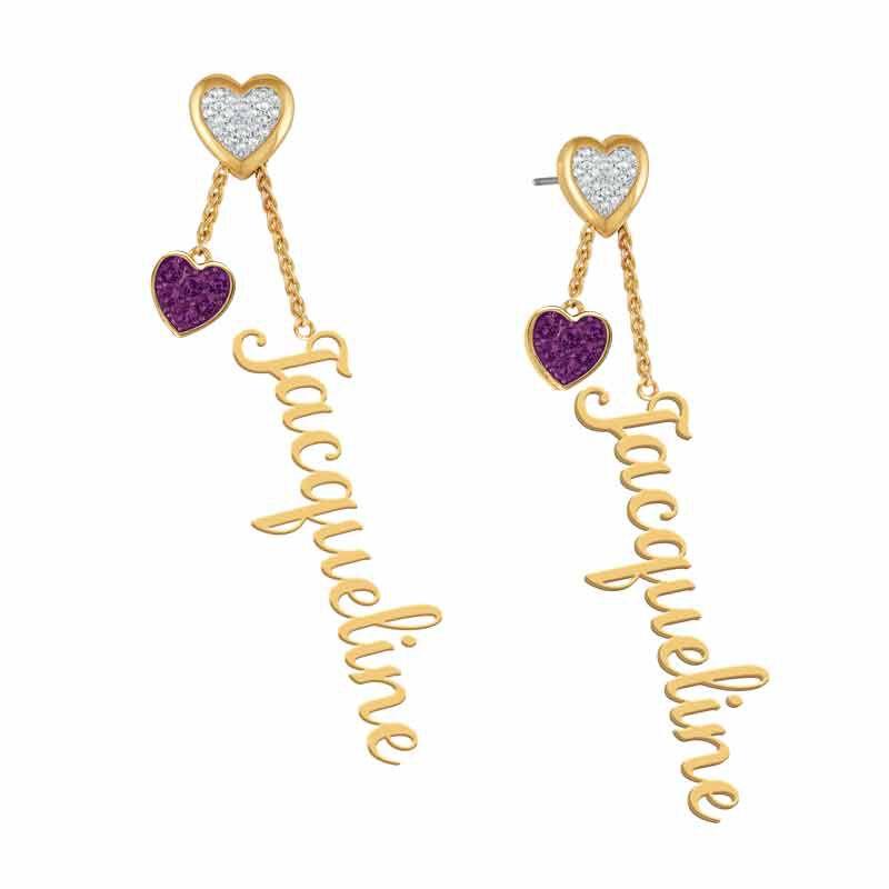 Personalized Birthstone Earrings 6553 001 6 2
