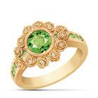 A Dozen Roses Birthstone Diamond Ring 6874 0018 h august
