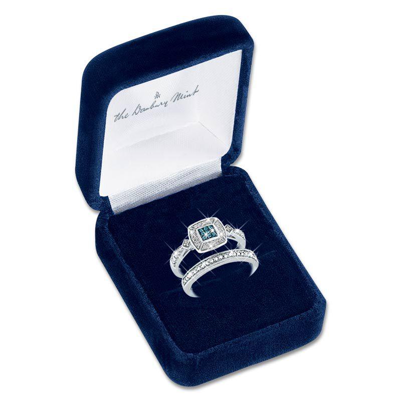Blue Diamond Bridal Set 4729 001 0 4