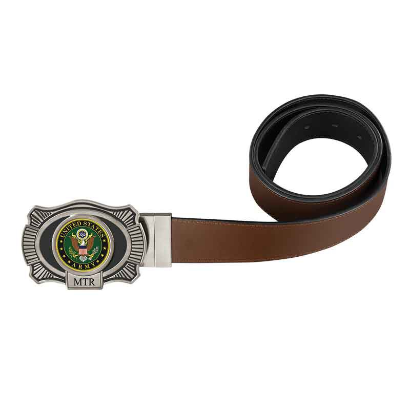 The US Army Leather Belt 2398 001 4 3