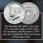 John F Kennedy Half Dollar Collector Set 2158 001 4 5