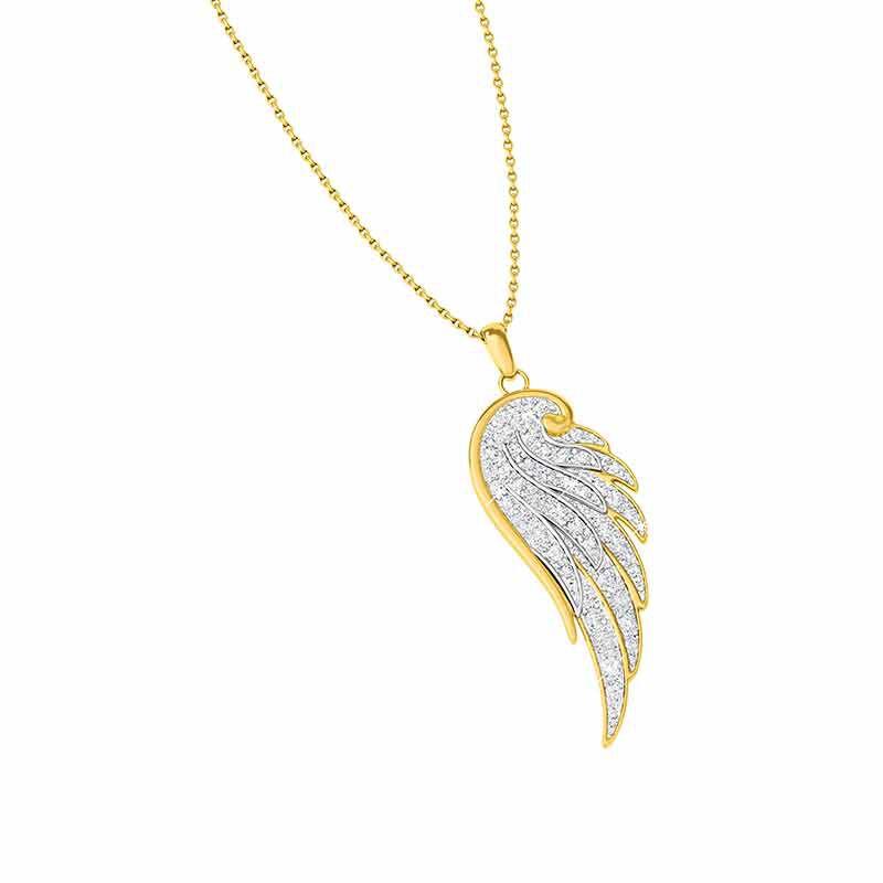 My Angel Daughter Diamond Pendant 6253 001 9 2