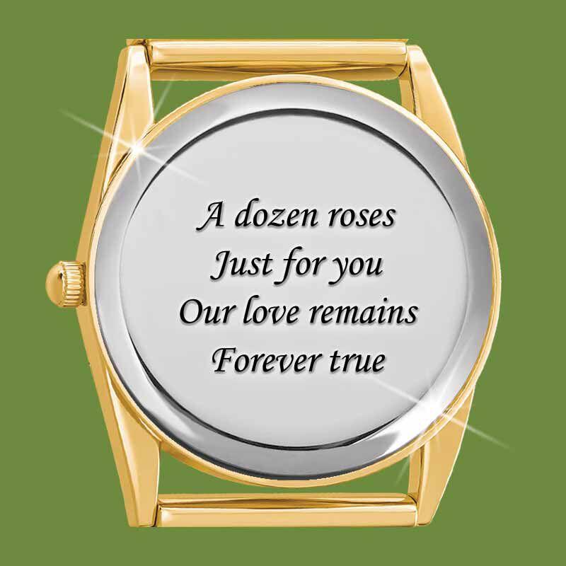 A Dozen Roses Stretch Watch 1496 001 7 2