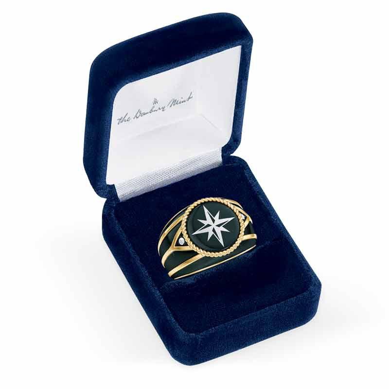 The Pathfinder Mens Diamond Ring 1231 001 7 4