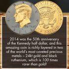 John F Kennedy Half Dollar Collector Set 2158 001 4 6