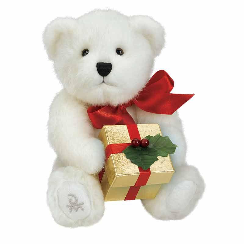 The Diamond Bearing Christmas Bear for Daughter 6080 001 8 3