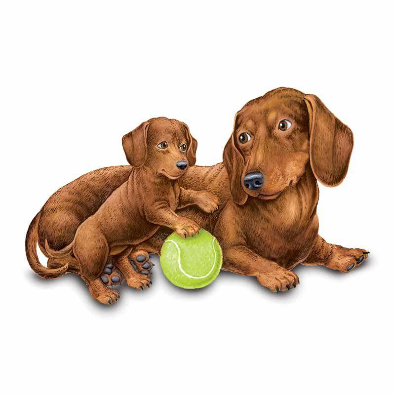 Puppy Playtime Figurine 4859 023 6 1