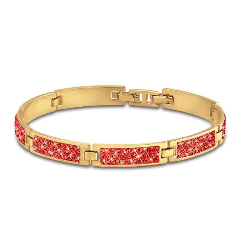 Birthstone Fire Bracelet 1628 001 8 7