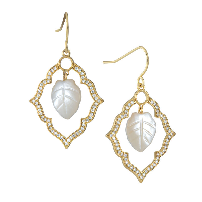 Mother of Pearl Earrings Collection 6822 0011 f earring06