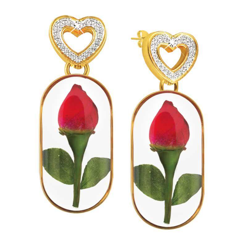 The Rose Bud Diamond Earrings 1170 010 1 1