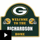 The NFL Welcome Sign--49ers, , video-thumb