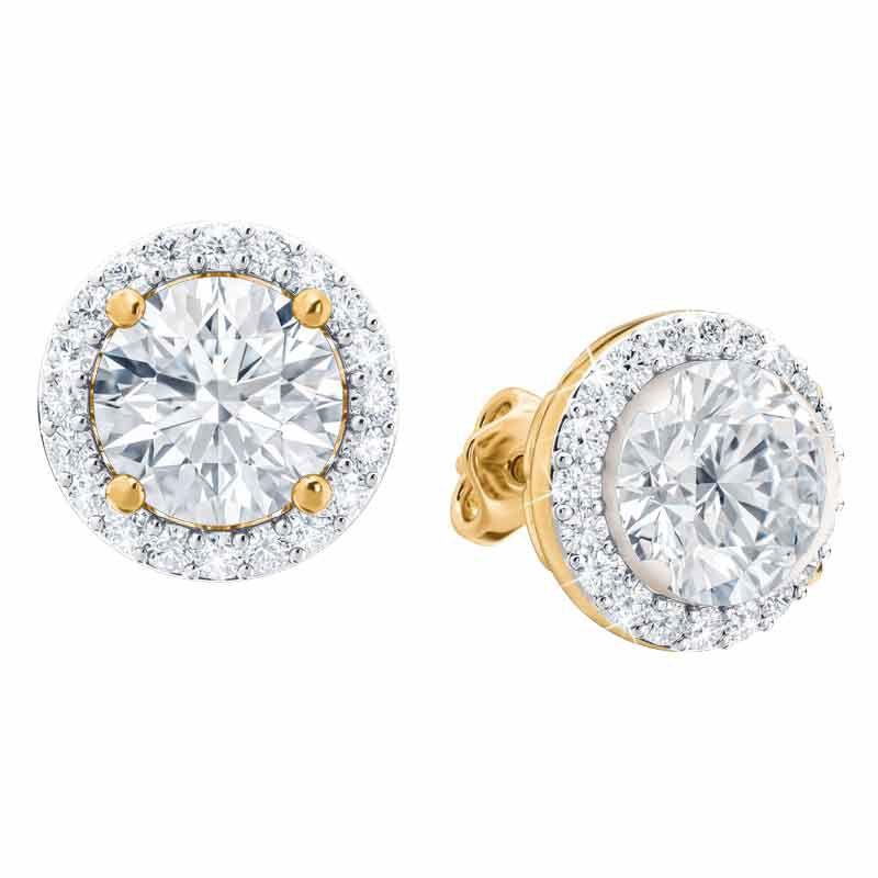 Birthstone Stud Earrings 3359 014 2 4