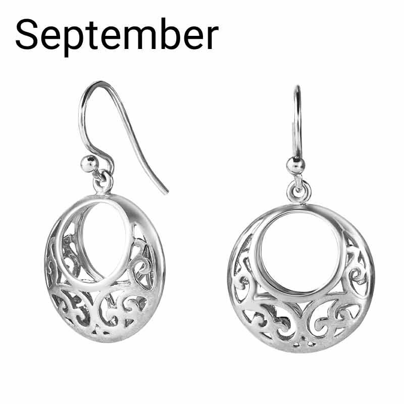 A Sterling Year Silver Earrings Collection 6073 003 3 10