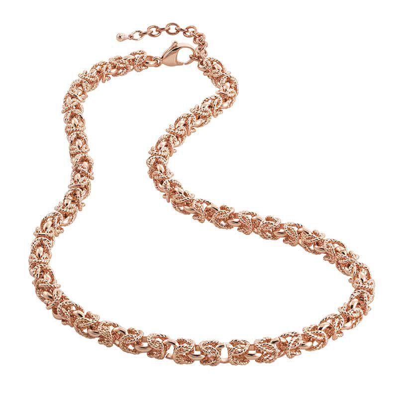 Byzantine Beauty Copper Necklace 6485 001 9 3