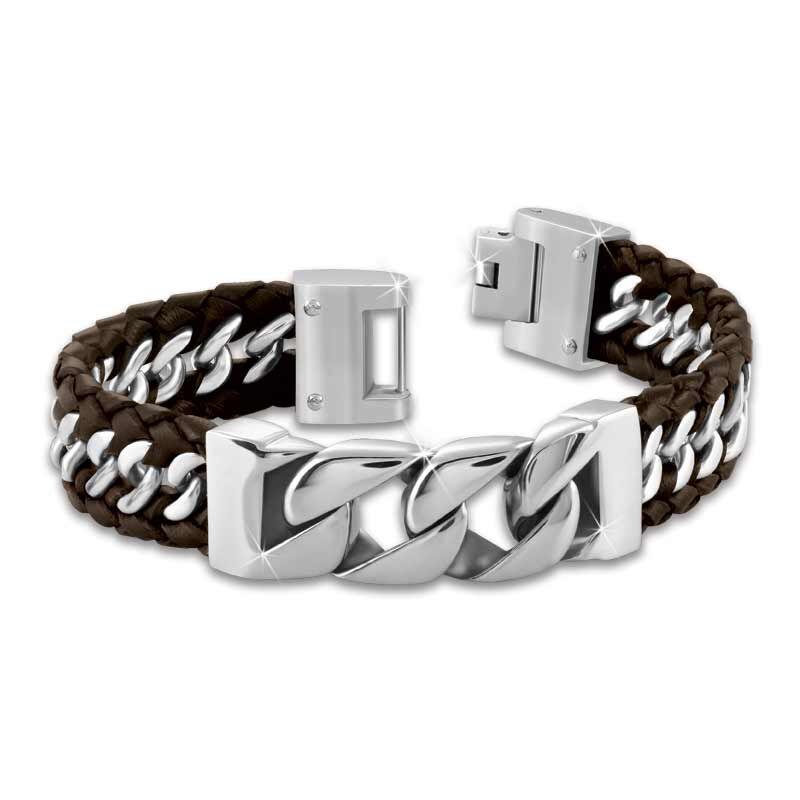 Leather Talon Bracelet 5090 001 8 1