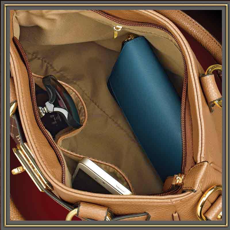 Personalized Initial Handbag 1520 002 5 3