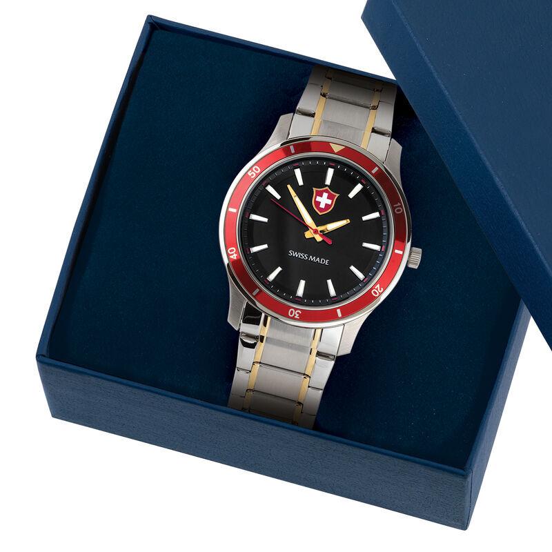 Swiss Sophistication Mens Watch 6633 001 0 2