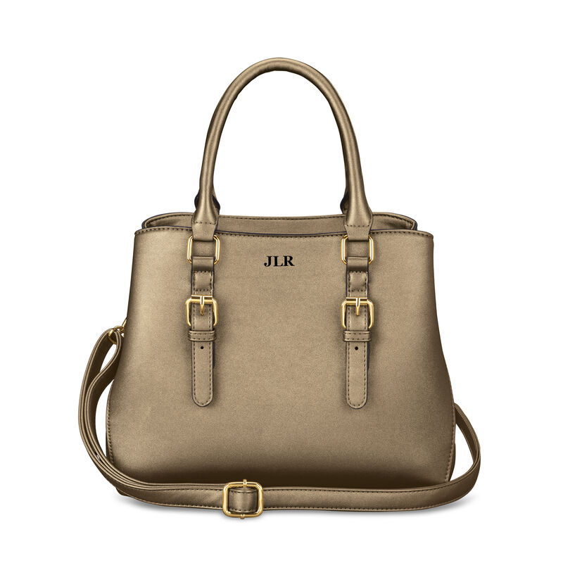 The Sloane Metallic Handbag Set 5519 0011 b handbagwithstrap