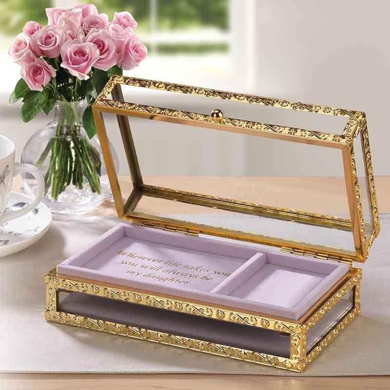 Always My Daughter Luxury Jewelry Box 2100 002 1 3