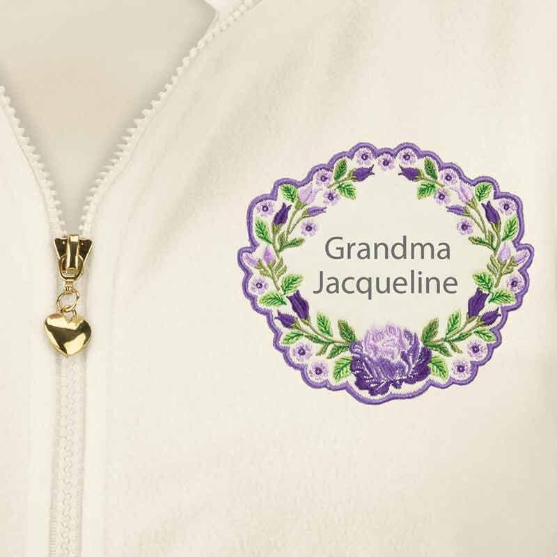 The Grandmas Love Fleece Jacket 2316 001 3 3