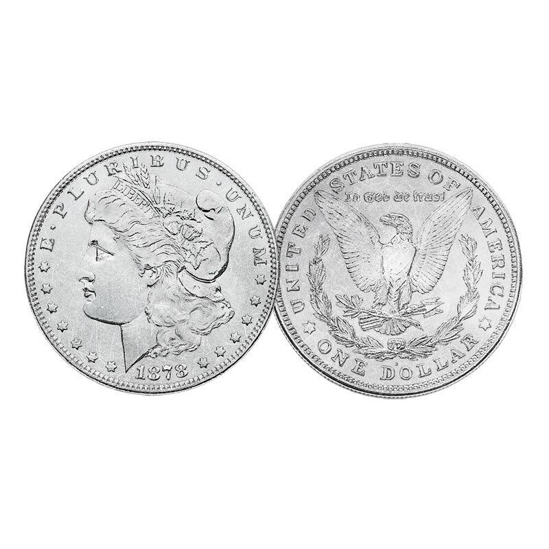 Morgan Silver Dollars Collection 4542 002 3 1