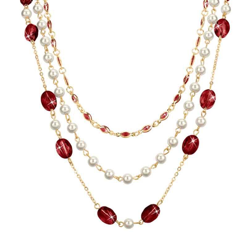 Birthstone Elegance Necklace Set 1478 001 9 1