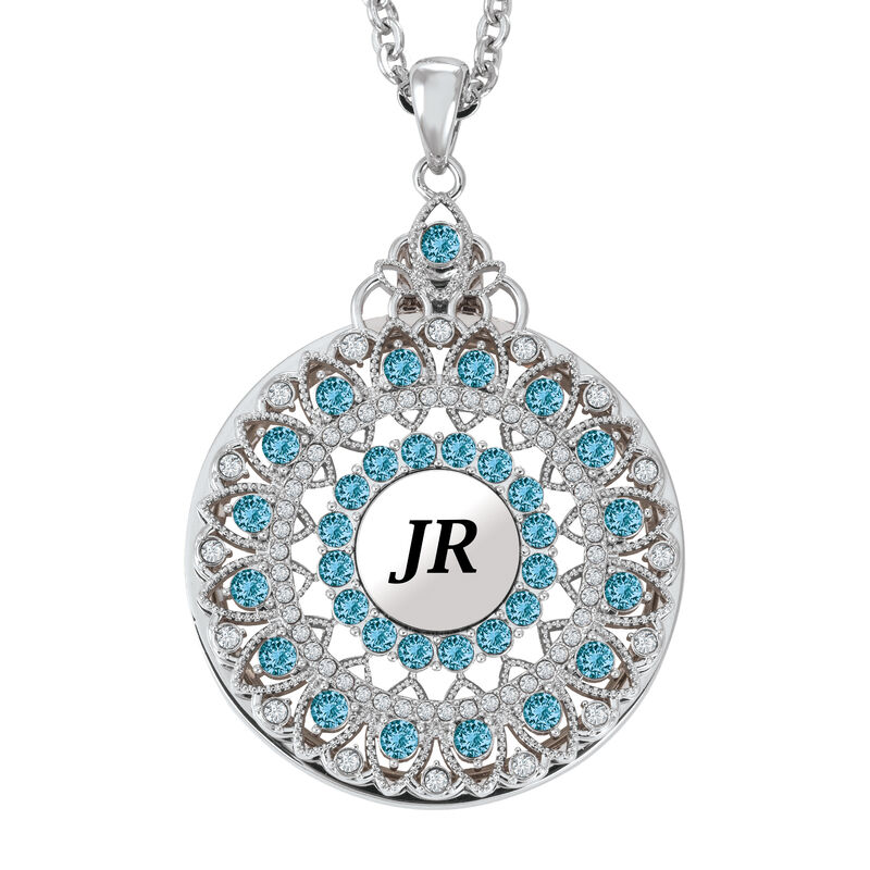 MAGnifique Birthstone Pendant 10242 0015 b march