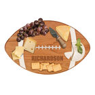 The Personalized Football Serving Board 5610 0027 b cheese