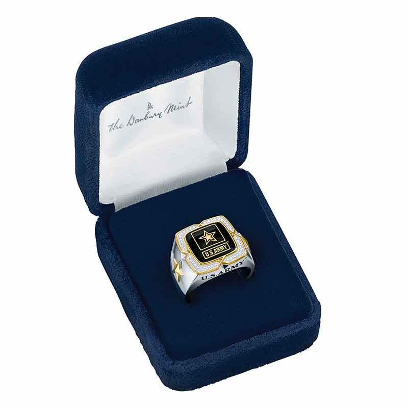Americas Finest US Army Ring 6665 001 1 4