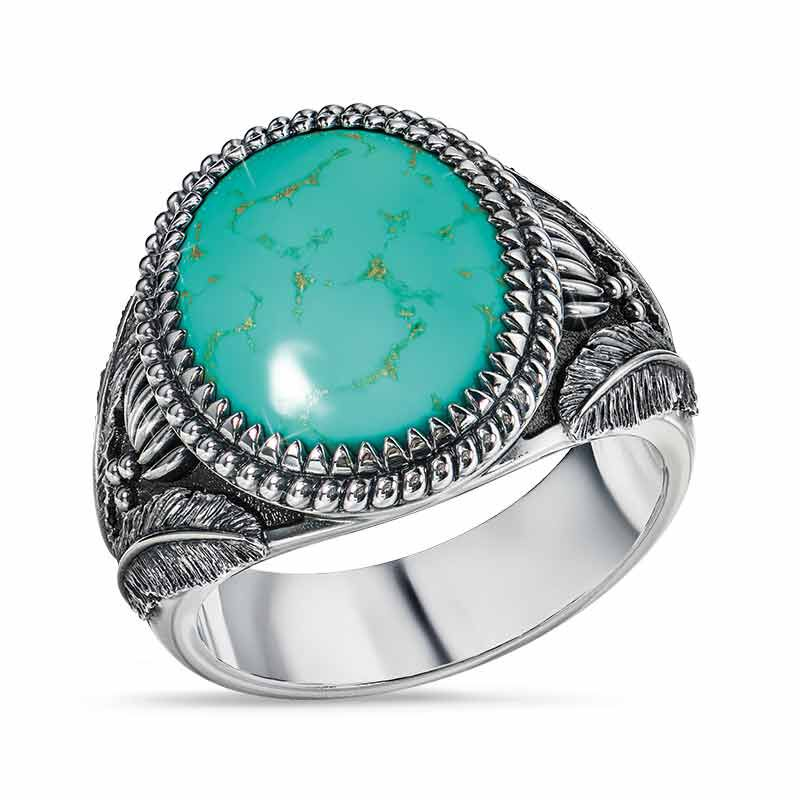 Gem of the West Mens Ring 6774 001 9 1