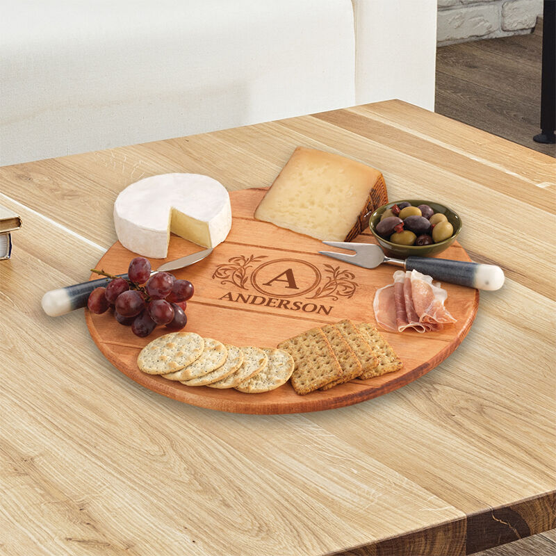 The Personalized Lazy Susan 5584 001 1 4