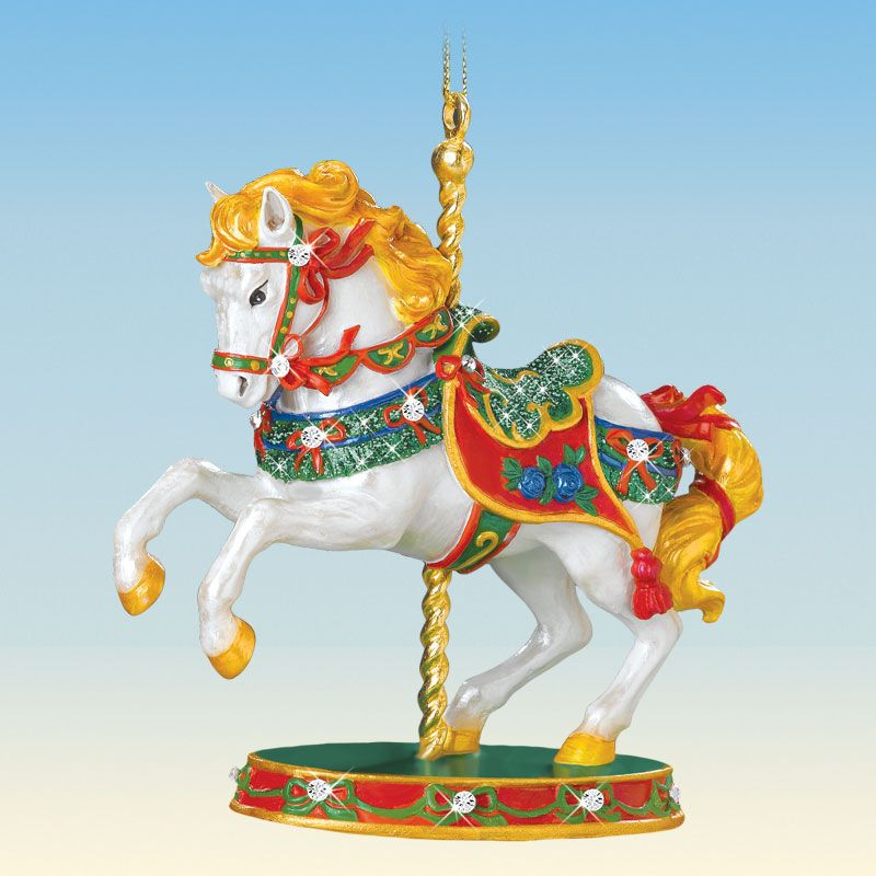 Carnival Carousel Christmas Ornaments   Your 1st One is Only 495 0640 003 0 1
