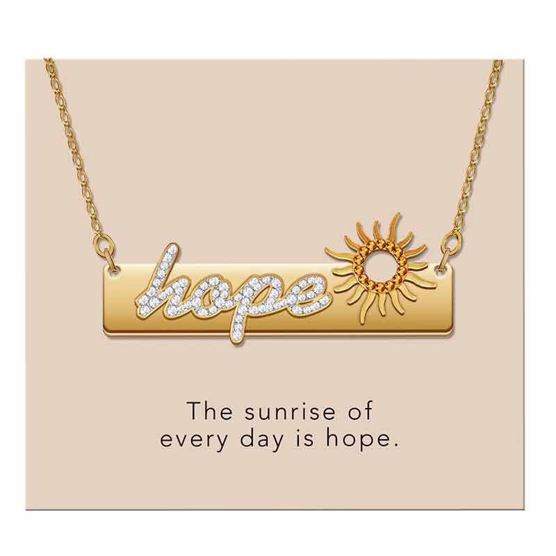 Words To Live By Necklace Collection 6443 001 0 12