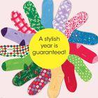 Seasonally Sassy Womens Socks 4909 001 2 5