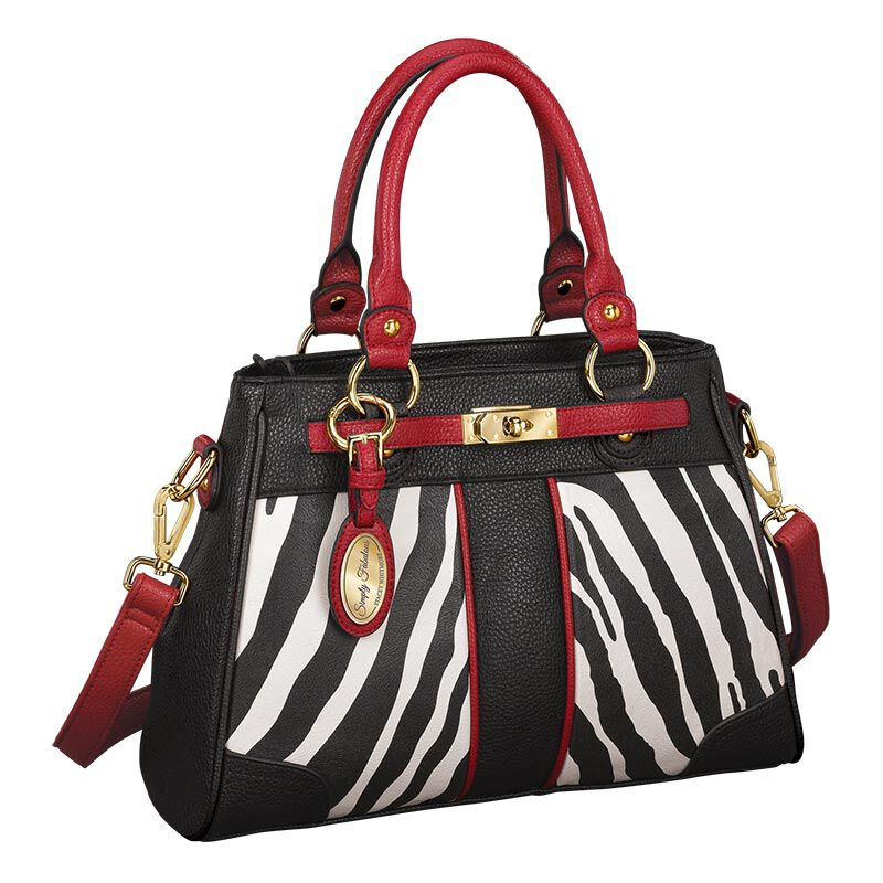 The Zebra Handbag 4783 002 1 2