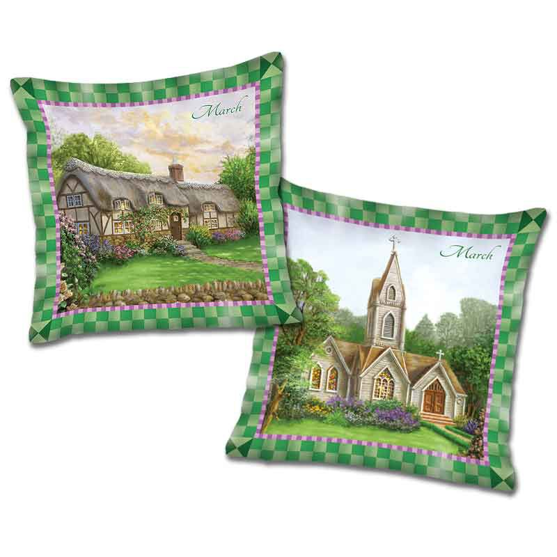 Seasonal Sensations Monthly Pillow Collection 4465 001 8 2