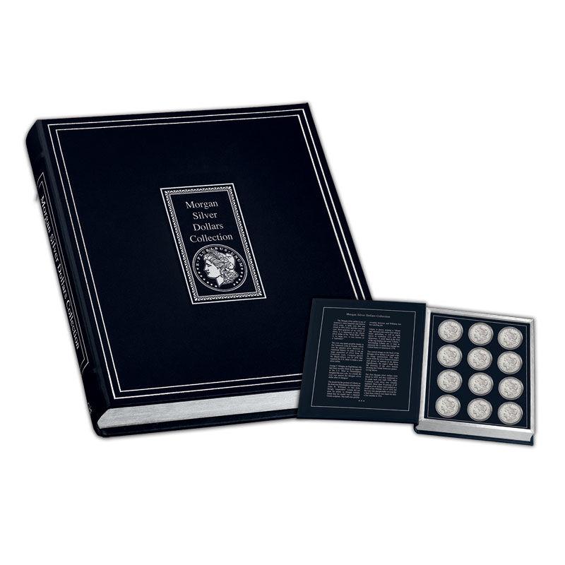 Morgan Silver Dollars Collection 4542 002 3 2